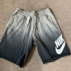 Nike sweatshorts